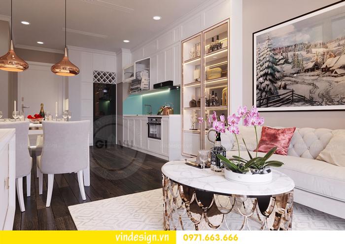 nội thất chung cư D Capitale thiết kế đẹp nội thất cao cấp chất lượng 003