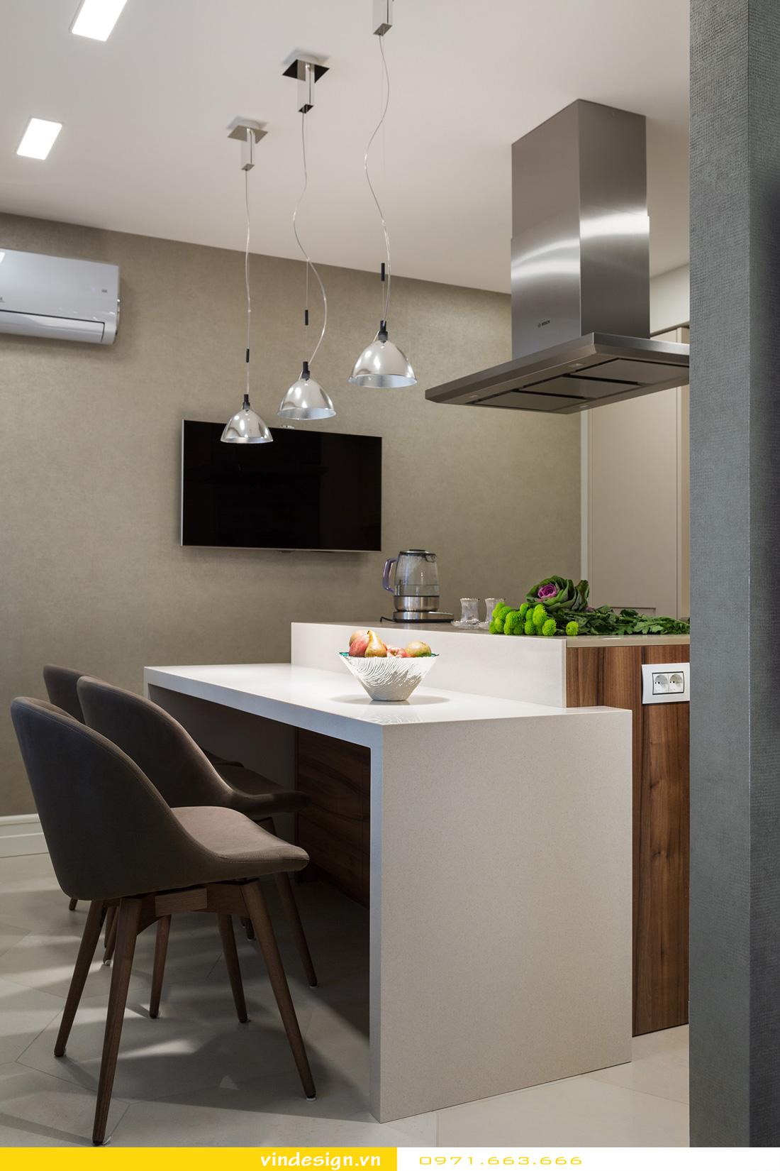 nội thất chung cư Sky Lake mẫu thiết kế căn hộ đẹp hiện đại 03