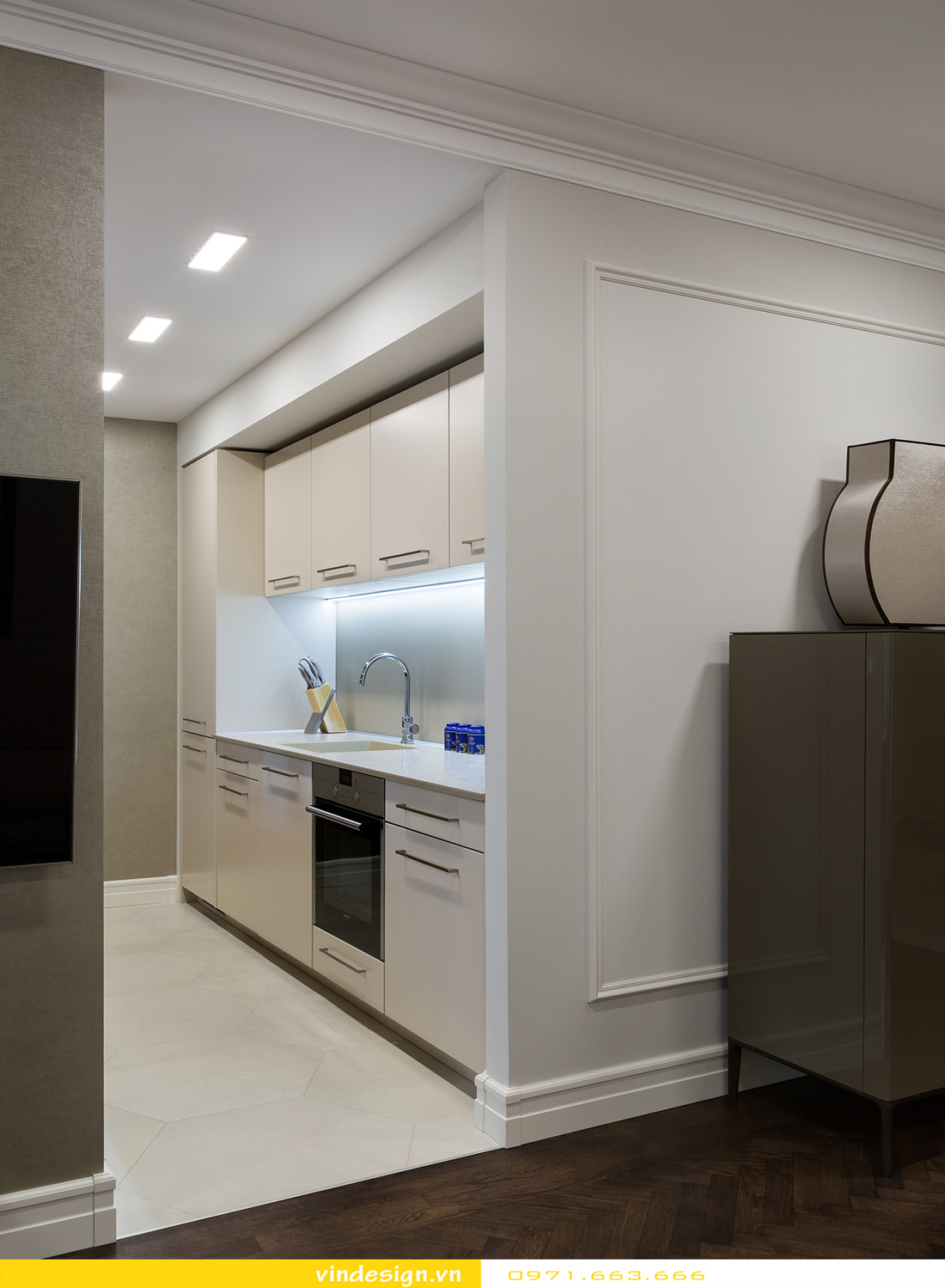 nội thất chung cư Sky Lake mẫu thiết kế căn hộ đẹp hiện đại 04