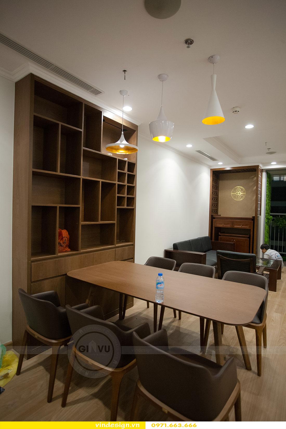 thi công nội thất chung cư tại Hà Nội nội thất Vindesign 07