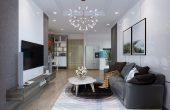 Thiết kế nội thất Vinhomes Green Bay hiện đại đẳng cấp