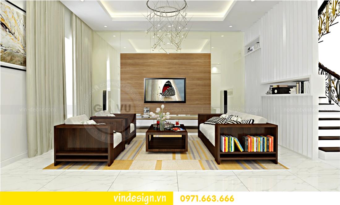thiết kế nội thất Vinhomes Riverside Anh Đào 03-21 01