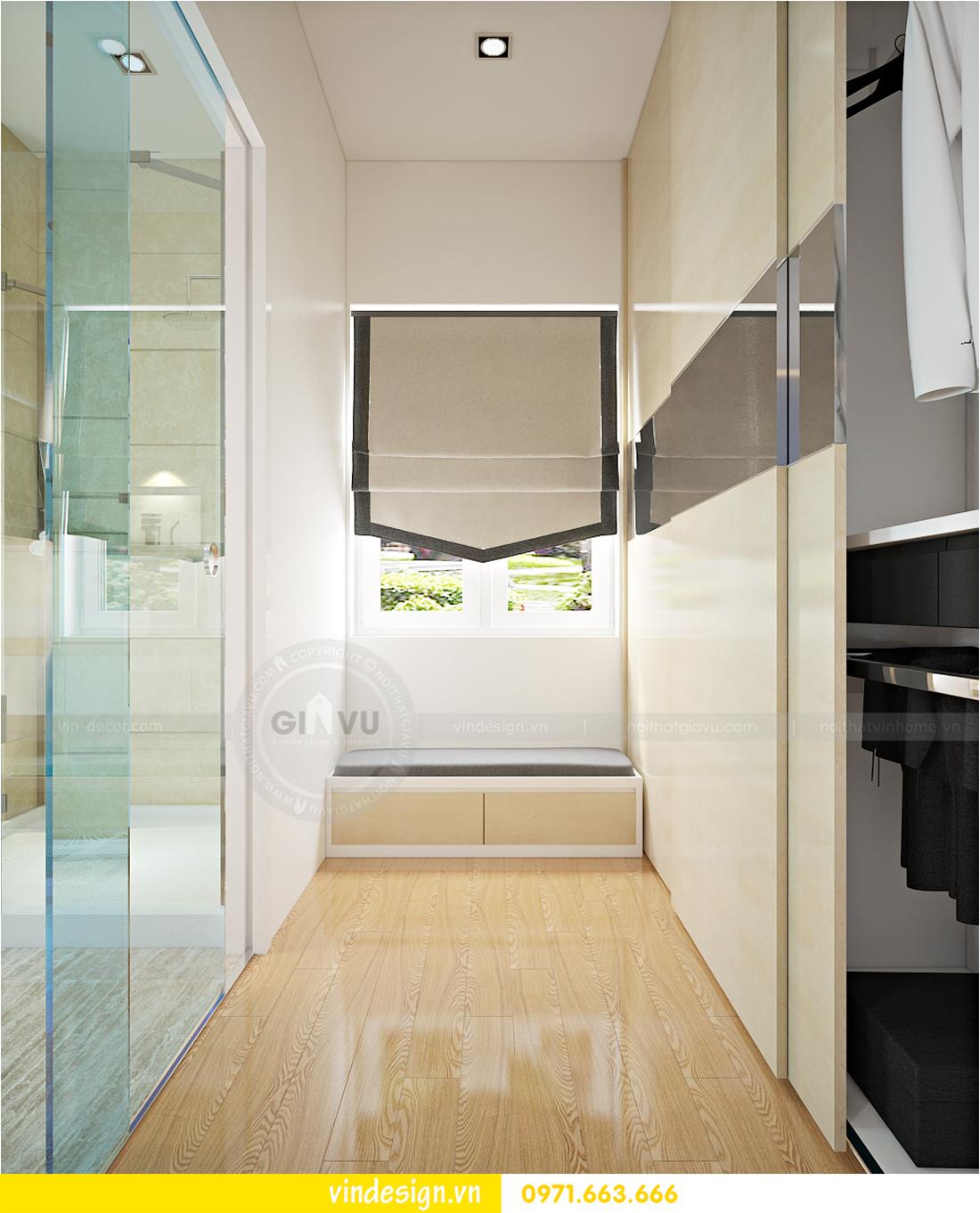 thiết kế nội thất Vinhomes Riverside Anh Đào 03-21 10