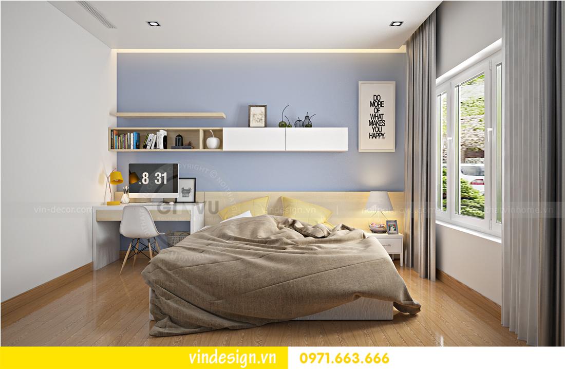 thiết kế nội thất Vinhomes Riverside Anh Đào 03-21 14