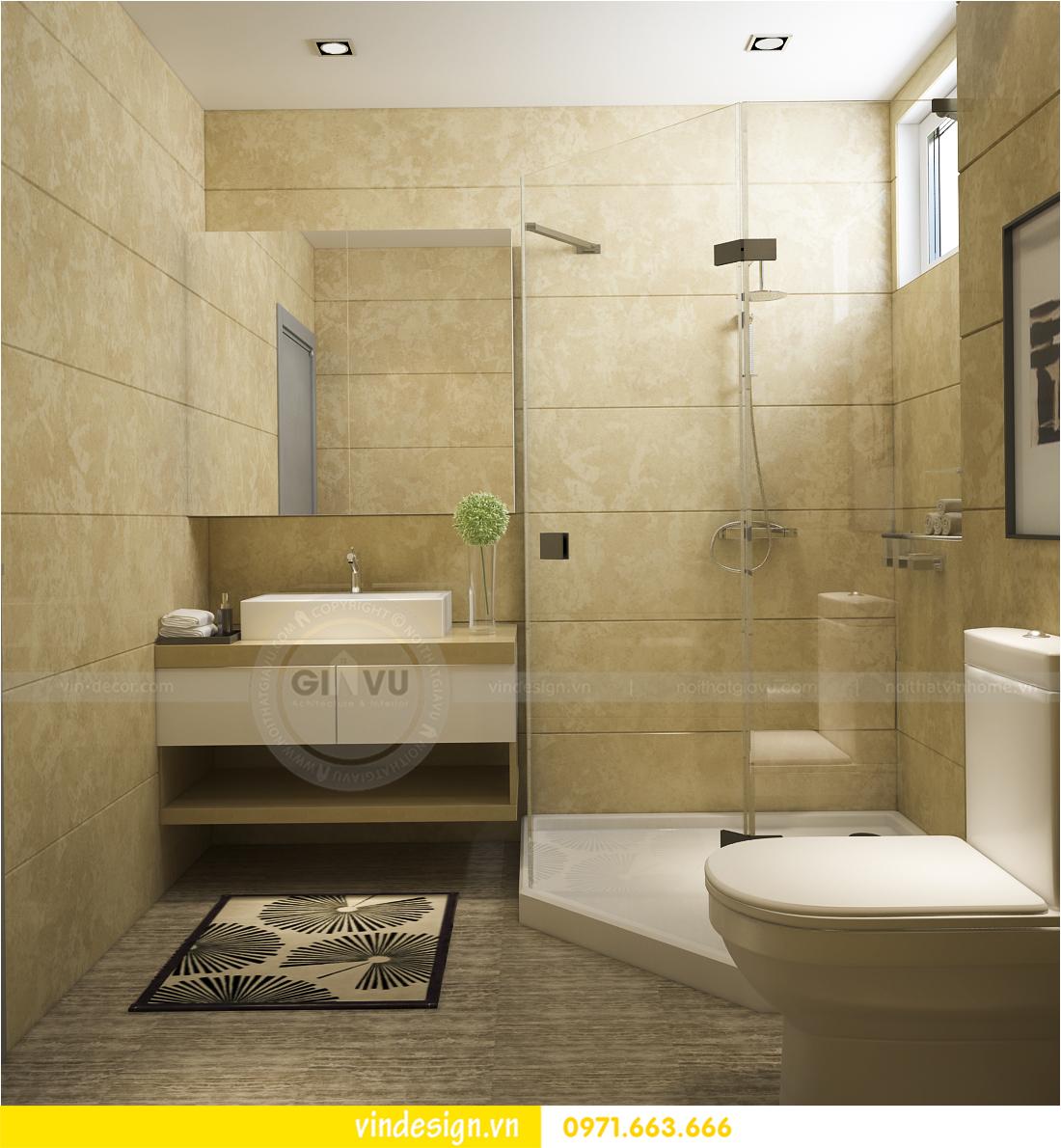 thiết kế nội thất Vinhomes Riverside Anh Đào 03-21 15