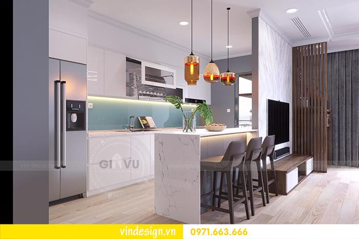 tổng hợp các mẫu thiết kế nội thất nhà bếp chung cư đẹp đẳng cấp 11
