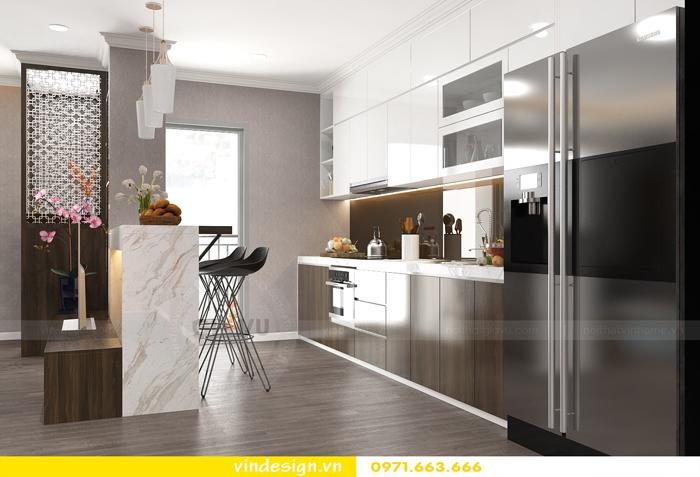 tổng hợp các mẫu thiết kế nội thất nhà bếp chung cư đẹp đẳng cấp 14