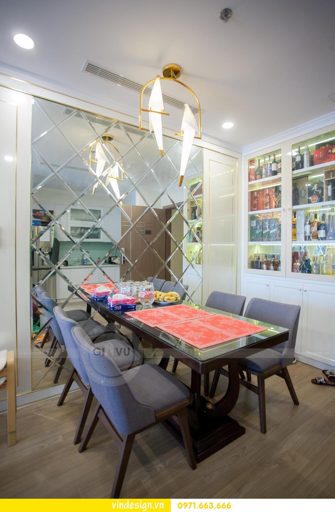 hoàn thiện nội thất chung cư Gardenia tòa A3 căn 21 chị Hằng 05
