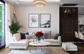 thiết kế thi công nội thất chung cư Vinhomes Skylake