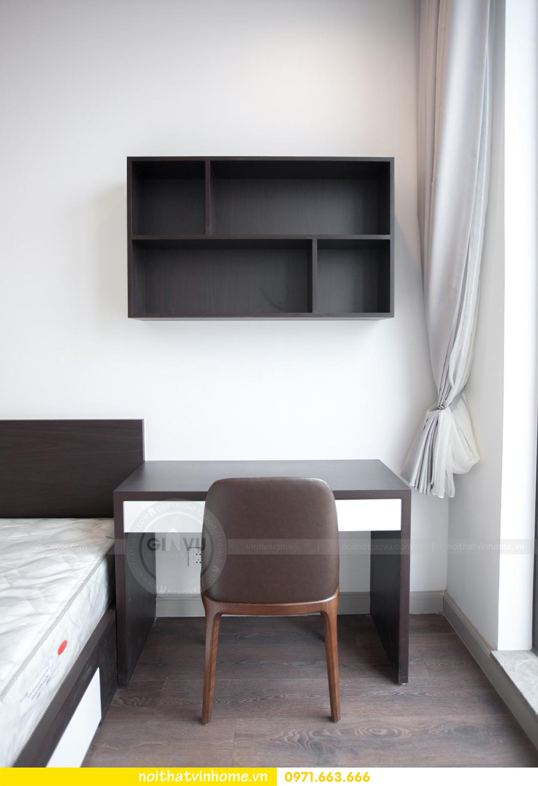 thi công nội thất chung cư 2 phòng ngủ tại 69B Thụy Khuê anh Thanh 08