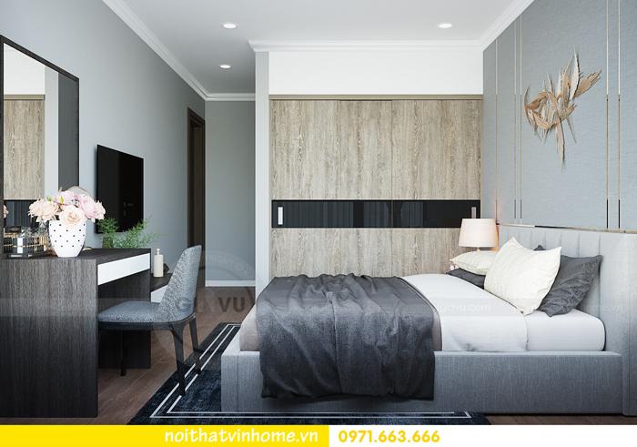 thiết kế căn hộ chung cư Vinhomes Metropolis tòa M3 căn 07 nhà chị Phương 08