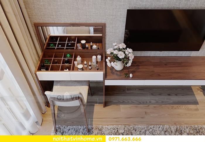 thiết kế nội thất căn hộ chung cư Vinhomes Metropolis tòa M3 căn 01 anh Thịnh 09