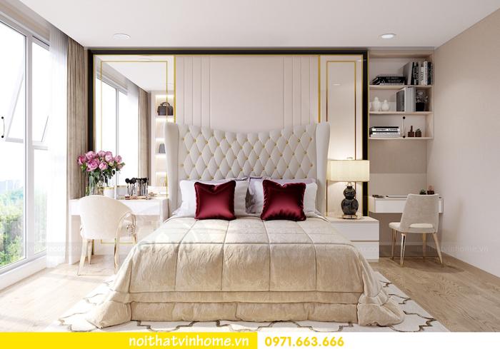 thiết kế thi công nội thất chung cư Metropolis tòa M3 căn 10 nhà cô Liễu 06
