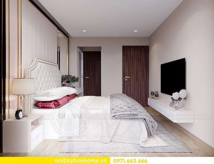 thiết kế thi công nội thất chung cư Metropolis tòa M3 căn 10 nhà cô Liễu 11