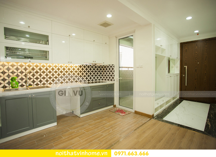 thi công hoàn thiện nội thất chung cư Seasons Avenue tòa S3 01 anh Bách 02