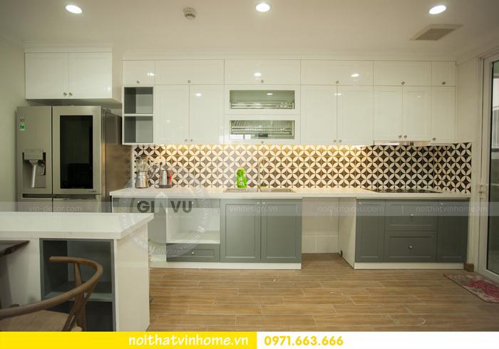 thi công hoàn thiện nội thất chung cư Seasons Avenue tòa S3 01 anh Bách 03