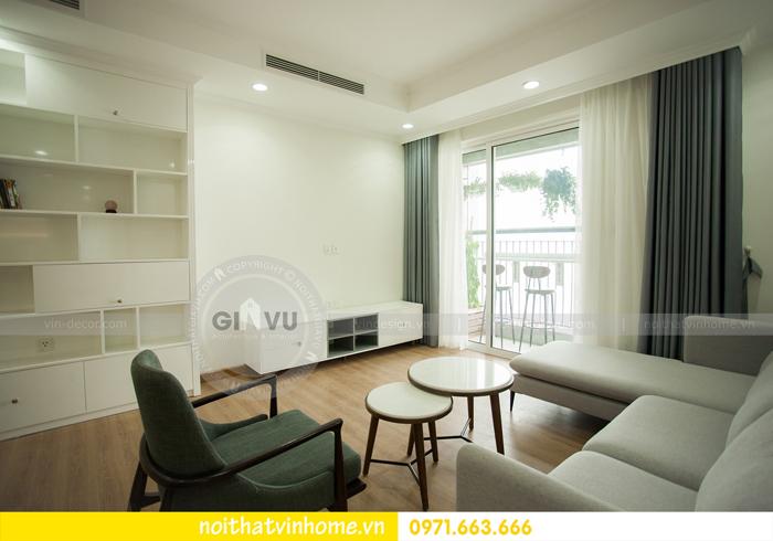 thi công hoàn thiện nội thất chung cư Seasons Avenue tòa S3 01 anh Bách 08