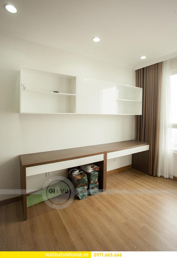 thi công hoàn thiện nội thất chung cư Seasons Avenue tòa S3 01 anh Bách 12