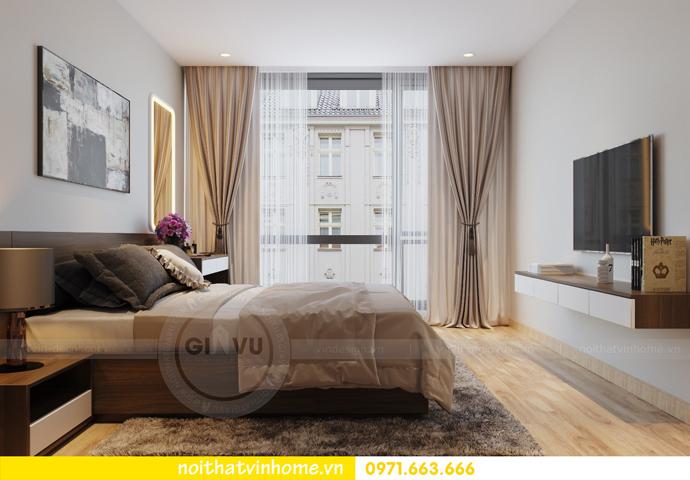 thiết kế nội thất chung cư Vinhomes Liễu Giai nhà chú Hiệp 07