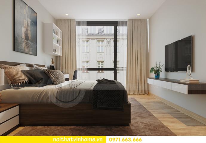 thiết kế nội thất chung cư Vinhomes Liễu Giai nhà chú Hiệp 09