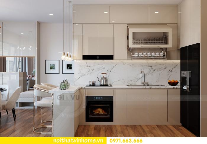 thiết kế thi công nội thất căn hộ G2- 05 Vinhomes Green Bay 04