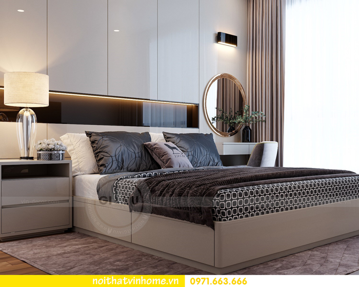 thiết kế thi công nội thất căn hộ G2- 05 Vinhomes Green Bay 06