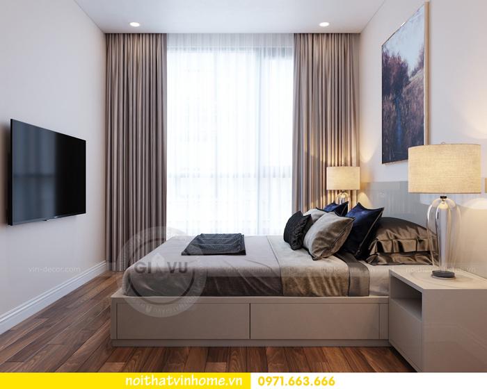 thiết kế thi công nội thất căn hộ G2- 05 Vinhomes Green Bay 09
