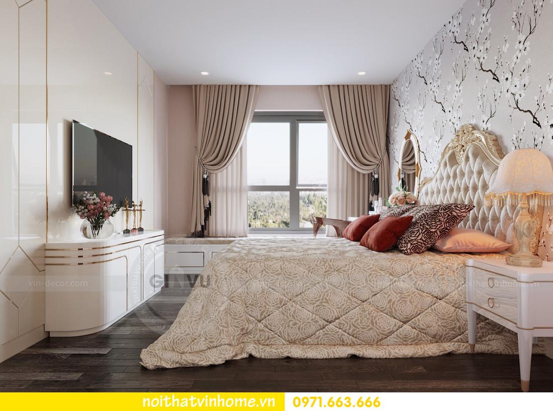 nội thất chung cư cao cấp tòa C3 căn hộ 05 D Capitale nhà chị Hà 08