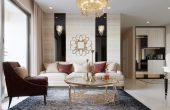 nội thất chung cư cao cấp Vinhomes D Capitale tòa C3 căn 05