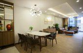 thi công hoàn thiện nội thất căn hộ tại Ngoại Giao Đoàn