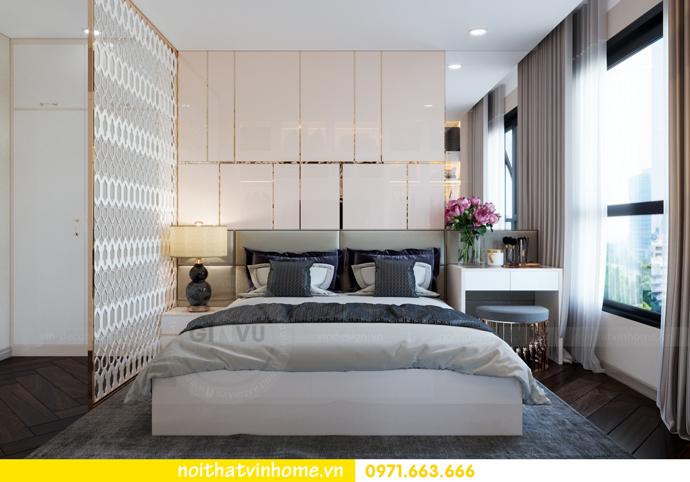 thiết kế nội thất căn hộ 100m2 tại tòa C6 03 Vinhomes D Capitale 05