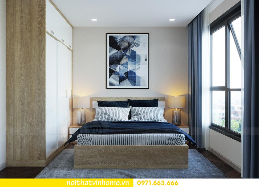 thiết kế nội thất căn hộ 100m2 tại tòa C6 03 Vinhomes D Capitale 09