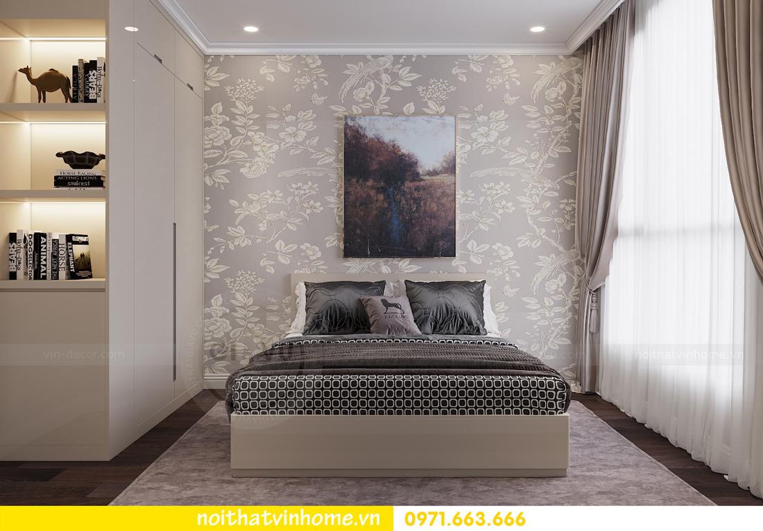 thiết kế nội thất chung cư 80m2 tại Vinhomes D Capitale 08