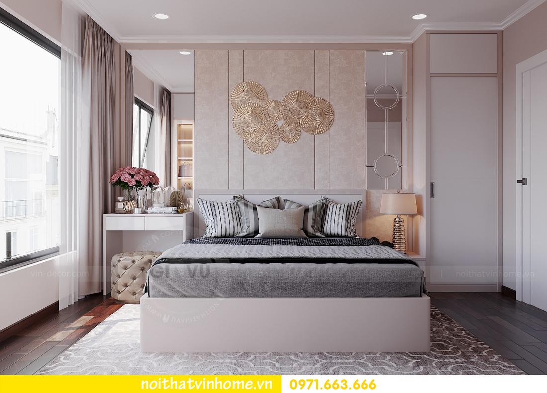 thiết kế nội thất chung cư đẹp tại tòa C1 căn 10 D Capitale anh Tuyên 08