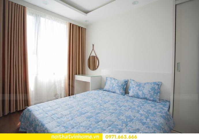 thi công hoàn thiện nội thất thực tế chung cư Vinhomes D Capitale 5