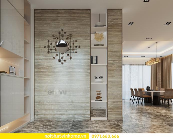thiết kế nội thất biệt thự Starlake tây Hồ Tây 01