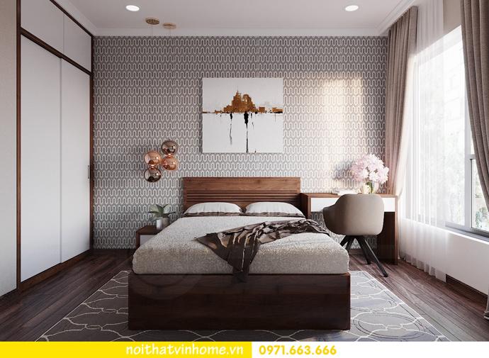 thiết kế nội thất căn hộ chung cư cao cấp tòa C304 Vinhomes DCapitale 12