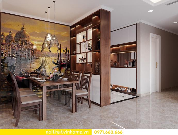 thiết kế nội thất căn hộ chung cư cao cấp tòa C304 Vinhomes DCapitale 2