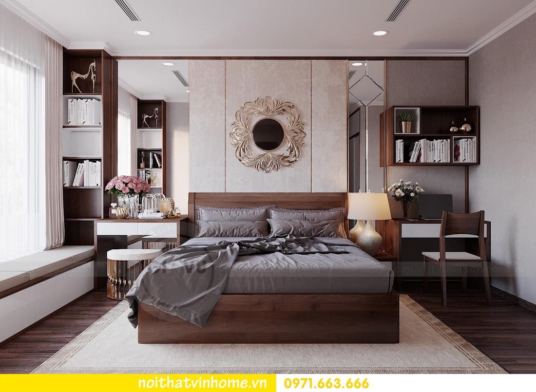 thiết kế nội thất căn hộ chung cư cao cấp tòa C304 Vinhomes DCapitale 8