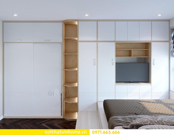 thiết kế nội thất căn hộ chung cư DCapitale tòa C3 04 nhà anh Hoài 10