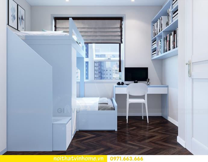 thiết kế nội thất căn hộ chung cư DCapitale tòa C3 04 nhà anh Hoài 11
