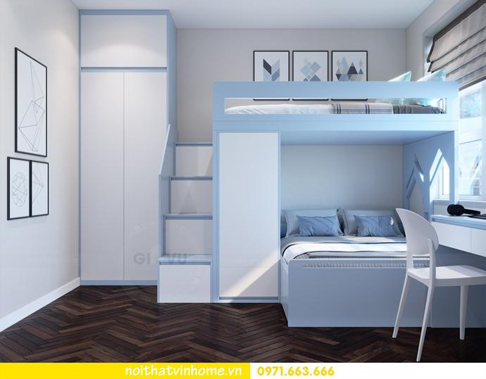 thiết kế nội thất căn hộ chung cư DCapitale tòa C3 04 nhà anh Hoài 12