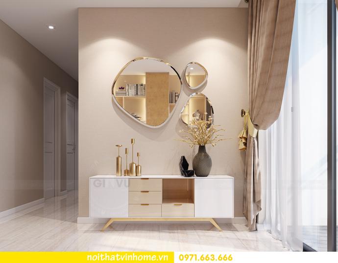 thiết kế nội thất căn hộ chung cư DCapitale tòa C3 04 nhà anh Hoài 4