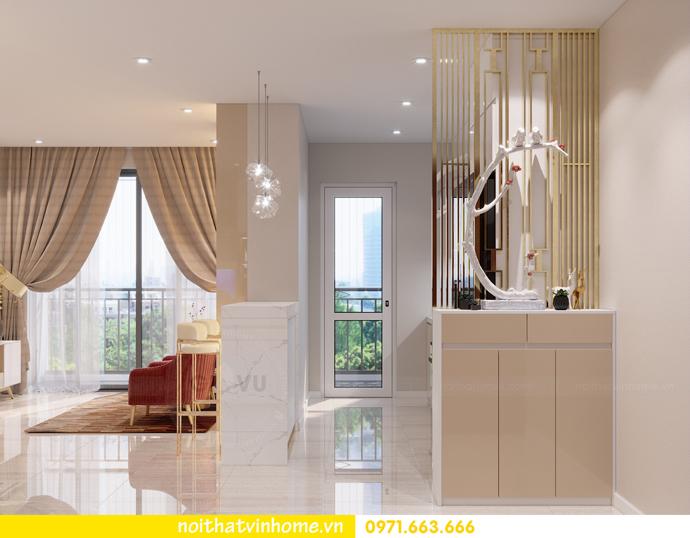 thiết kế nội thất căn hộ chung cư DCapitale tòa C3 04 nhà anh Hoài 6