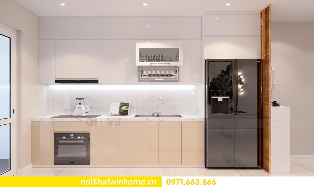 thiết kế nội thất căn hộ chung cư DCapitale tòa C3 04 nhà anh Hoài 7