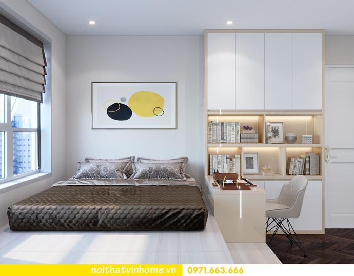 thiết kế nội thất căn hộ chung cư DCapitale tòa C3 04 nhà anh Hoài 8