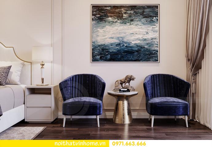thiết kế nội thất căn hộ soho tại Vinhomes D Capitale 02
