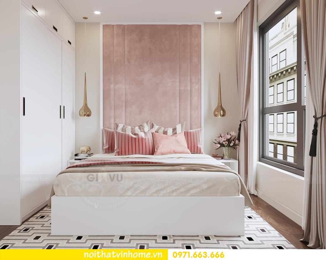 thiết kế nội thất chung cư hiện đại DCapitale căn C108 View 10