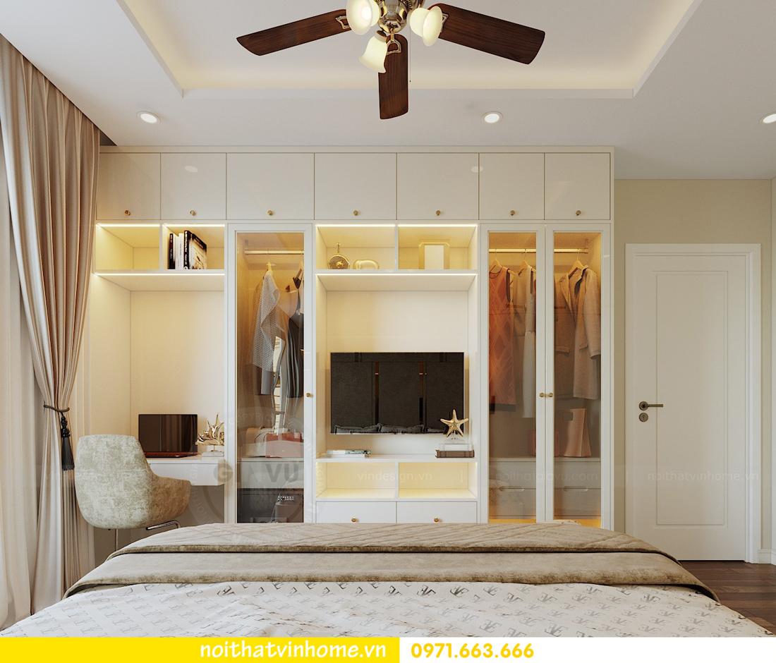 thiết kế nội thất chung cư hiện đại DCapitale căn C108 View 7