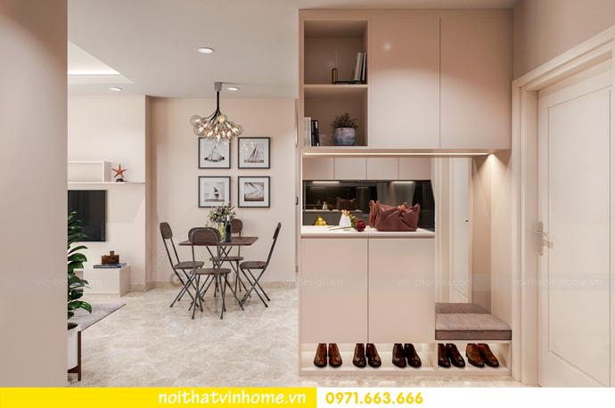 mẫu nội thất chung cư theo phong cách tối giản được ưu chuộng 2019 1